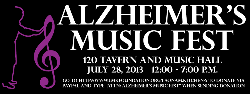 Latest Press for Alzheimers Music Fest