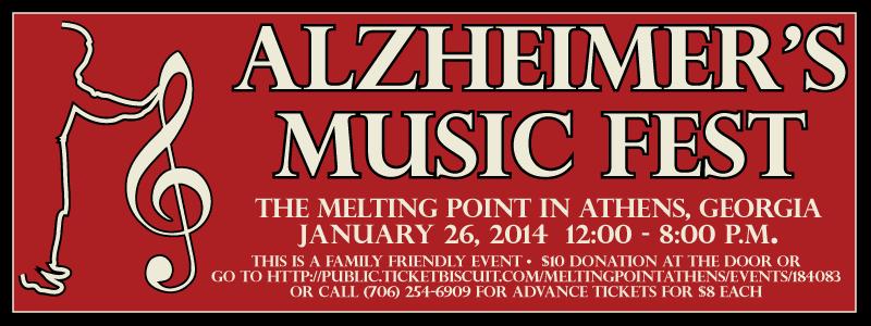 Alzheimer's Music Fest